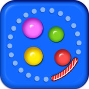 圆圈消消乐 - 全民天天在线消彩豆 最好玩的豆豆打游戏