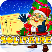 圣诞接龙免费游戏 Christmas Fun Snow Maker Santa Run So