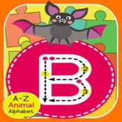 ABC 动物园字母拼图游戏孩子游戏学习 1