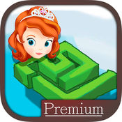 公主迷宫儿童早教育儿趣味益智软件 – 高级版