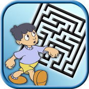 迷宫 - 逻辑游戏的孩子2〜8岁