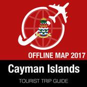 开曼群岛 旅游指南+离线地图