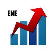 ENE指标精灵 在手机上可以使用的股票ENE指标