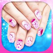 可爱的指甲 改造工作室 – 漂亮的美甲 指甲设计 和 最好的修指甲理念 对于少女