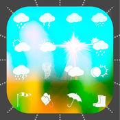 天气预报高速,地图免费 1