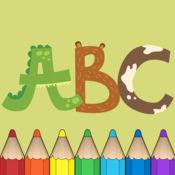 字母 图画书
