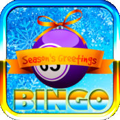 圣诞假期冷冻宾果 Christmas Holiday Frozen Bingo Santa Bonus Maker Bash - Mega Party Blitz Casino Pop HD Free Bingo Edition