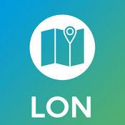 伦敦市地图