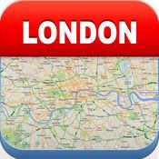 伦敦离线地图 - 城市 地铁 机场 4.3