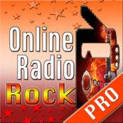Online Radio Rock PRO - 在线广播岩 & 世界上最好的站!格