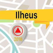 Ilheus 离线地图导航和指南 1
