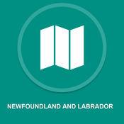 纽芬兰和拉布拉多 : 离线GPS导航