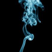 烟雾主题设计图案高清收藏图库:个性设计名言背景主题壁纸 1