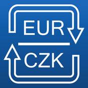 转换捷克克朗为欧元 - 转换欧元为捷克克朗 - 汇率单位换算