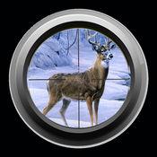 狙击手鹿狩猎:拍摄丛林野兽3D免费游戏