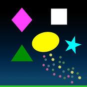萤火虫 看图学字: 颜色和形状 - 免费 1.8