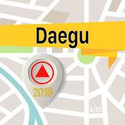 大邱廣域市 离线地图导航和指南
