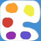 色漆和学习的亲 - 色游戏画画小色彩填色绘图刷游戏畫畫軟
