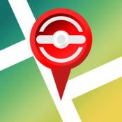 GO MAP!信息贸易地图口袋妖怪GO1.01