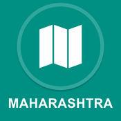 印度马哈拉施特拉邦 : 离线GPS导航1