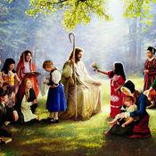 励志每日经文:一天的动机基督教经典和鼓励耶稣的话,从新约 1