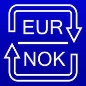转换挪威克朗为欧元 转换EUR NOK 汇率单位换算 1.0.1