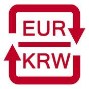 转换韩元为欧元 汇率单位换算 1.0.0