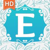 Enchanted 填色遊戲 创意设计