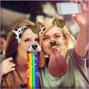 動物臉照片编辑器 - 变脸贴纸 照片效果