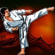 空手道黑带冠军:武术道场寺和平 - 免费版 1