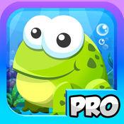 超级青蛙跳短跑 - 免费动物跳跃类游戏 Pro 1.1