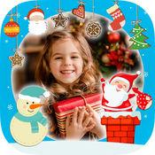 圣诞帧和照片编辑器2016年