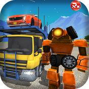 汽车 机器人 运输 卡车