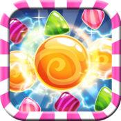 Frenzy Candy Garden ( 花园粉碎机Match3益智疯狂 )