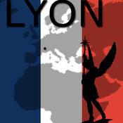 里昂地图9