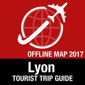 里昂 旅游指南+离线地图