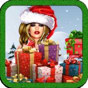 搜寻圣诞女郎礼物 - 抓礼物比赛 - 免费版