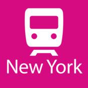 纽约铁路图 Lite...