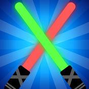 Combat! 银河 星際 卢克 西斯 光剑 大戰 達斯 英雄传 英雄的战斗 光剑对决 Dark Star