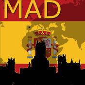马德里地图