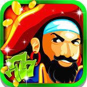 冒险丰富的海盗插槽:追求失去金币宝藏 2
