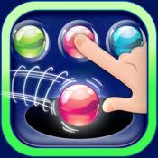 颜色匹配赛跑 – 测试你的视野与灵活的手指与变化球游戏