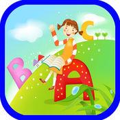 ABC兒童遊戲閱讀和寫作英語單詞 1