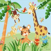 宝宝的农场动物 - 儿童益智游戏