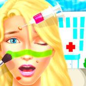 疯狂的女孩医院 - 化妆&Spa的儿童游戏!
