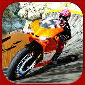 越野摩托车极度疯狂的特技3D