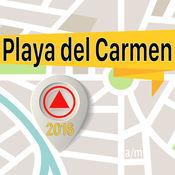 Playa del Carmen 离线地图导航和指南