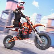 酷跑 摩托