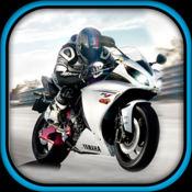 骑摩托车停车模拟器:越野赛车交通