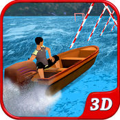摩托艇模拟器 - ...